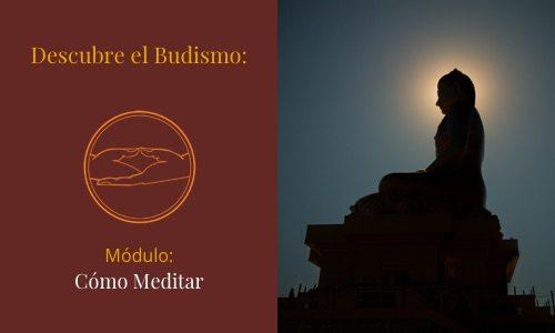 Descubre el Budismo: Cómo meditar [clase semanal]