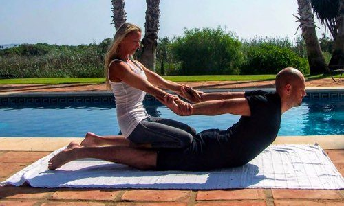Yoga con Mara