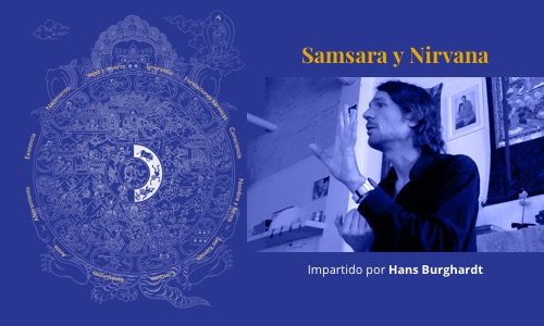 Samsara y Nirvana por Nagarjunacg