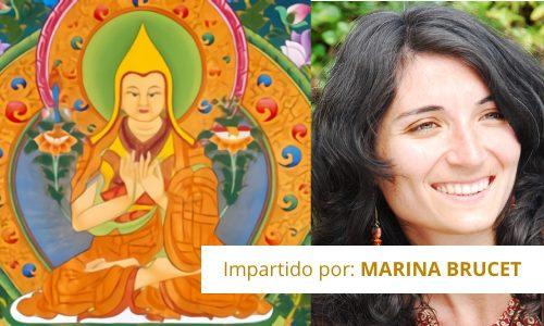 Mini retiro de meditaciones guiadas Marina Brucet